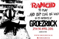 The First Groezrock Headliner Has Been Revealed