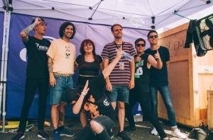 Real Friends: A Day In The Life On Warped Tour