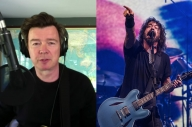 Rick Astley Has Covered Foo Fighters' 'Everlong' And It's Absolutely Brilliant