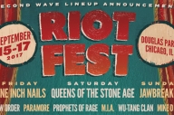 Seaway, Like Pacific And A Bunch More Bands Have Been Announced For Riot Fest