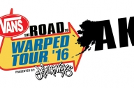 Here's The Line-Up For The Road To Warped Tour '16