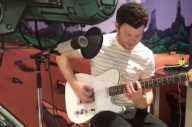 WATCH: Enter Shikari's Rory Clewlow Teach Us How To Play 'The Great Unknown' On Guitar