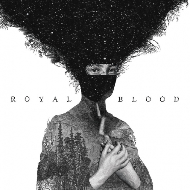 Royal Blood - Royal Blood Cover