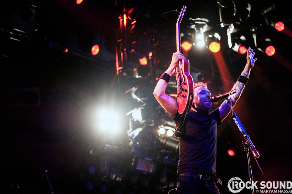 Live And Loud: Rise Against At Groezrock