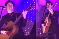 Ryan Ross Performed Live In LA Last Night… And Teased New Music
