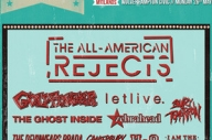 The All American Rejects, letlive., Bury Tomorrow & More For Slam Dunk 2014