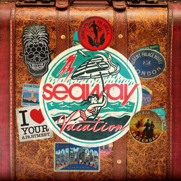 Seaway - 'Vacation' Cover