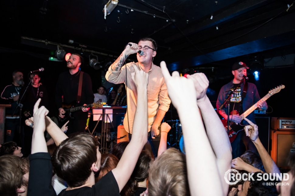 Seaway, London Underworld, February 03 // Photo: Ben Gibson