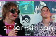 Enter Shikari's Rou & Rob Talk 'The Spark' One Year On, Tour Plans & Brexit