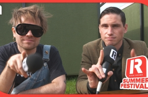 Enter Shikari Interview: Rou & Rob Talk Ending 'The Spark' Era & Their As It Is Remix
