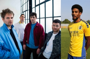 Enter Shikari Are Set To Be The Shirt Sponsor For St Albans City FC This Coming Season