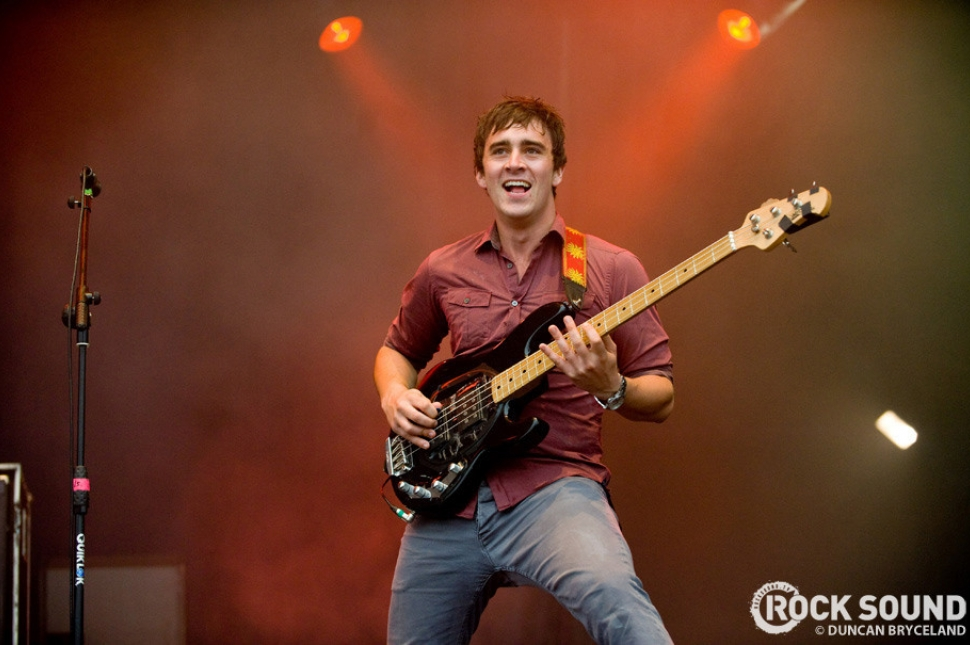 T In The Park 2012 Live And Loud: Enter Shikari