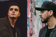 Mike Shinoda Has Written A Song With Martin Garrix