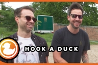 Simple Plan Complete Our 'Hook A Duck' Interview - Festival Funfair