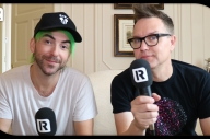 Simple Creatures: Mark Hoppus & Alex Gaskarth On 'Strange Love' EP, Plus Blink-182 & All Time Low
