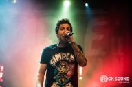10 Photos Of Simple Plan + Ghost Town In The UK