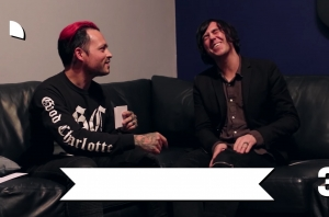 Watch Sleeping With Sirens Guess As Many Bands As They Can In 120 Seconds