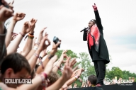 Suits, Beards & Swagger: The Best Photos Of Skindred At Download You'll See Today