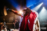 Skindred's Benji Webbe Has Been Stabbed In The Face And Throat