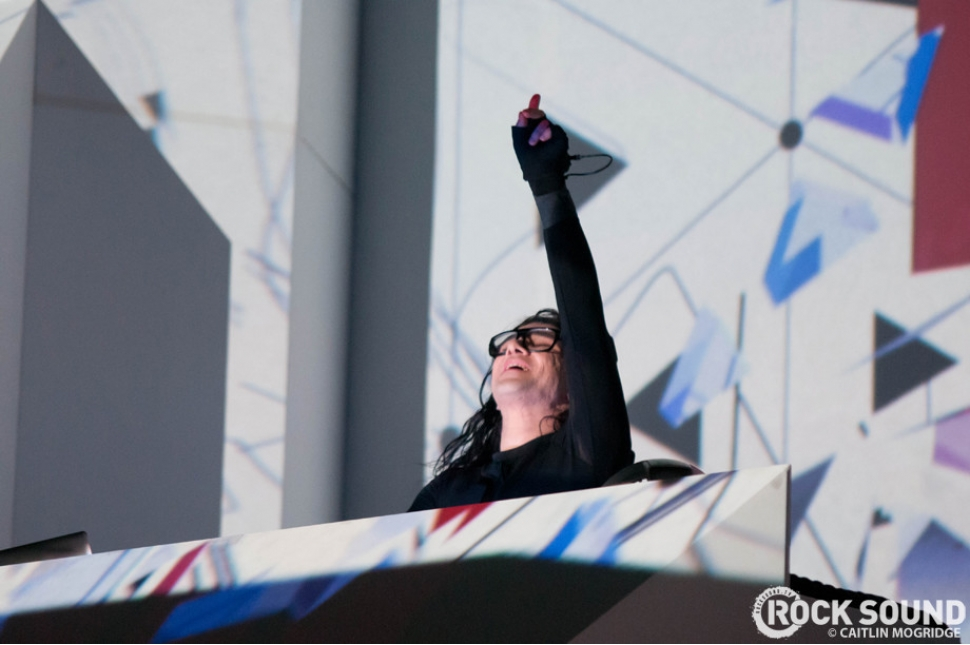 Live And Loud: Skrillex