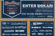 Here Are The Stage Splits For Slam Dunk Festival 2017