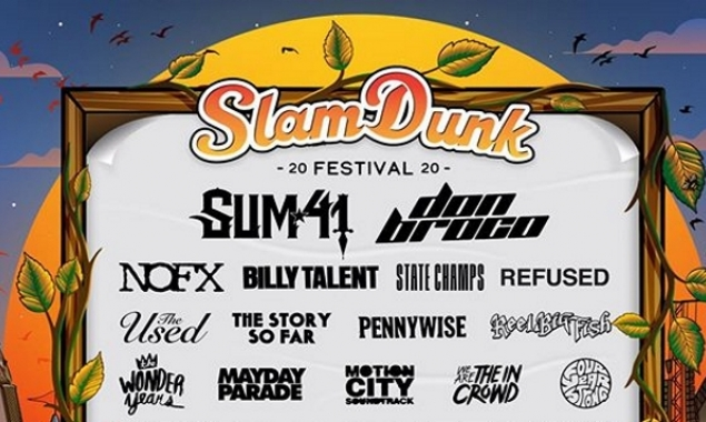 Slam Dunk Have Added 12 Bands To Their 2020 Line-up