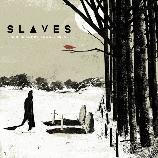 Slaves (US) - Through Art We Are All Equals Cover