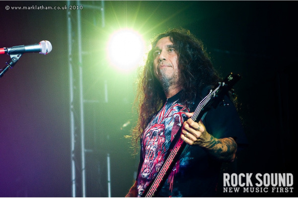 Live And Loud: Slayer