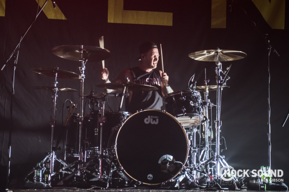 Sleeping With Sirens, London Brixton Academy, November 05 // Photo: Ben Gibson