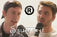 Sleep On It Talk Working With Derek From State Champs & Being Inspired By Fall Out Boy