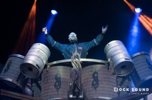 Fans May Have Worked Out Who Slipknot's Enigmatic 'Tortilla Man' Is