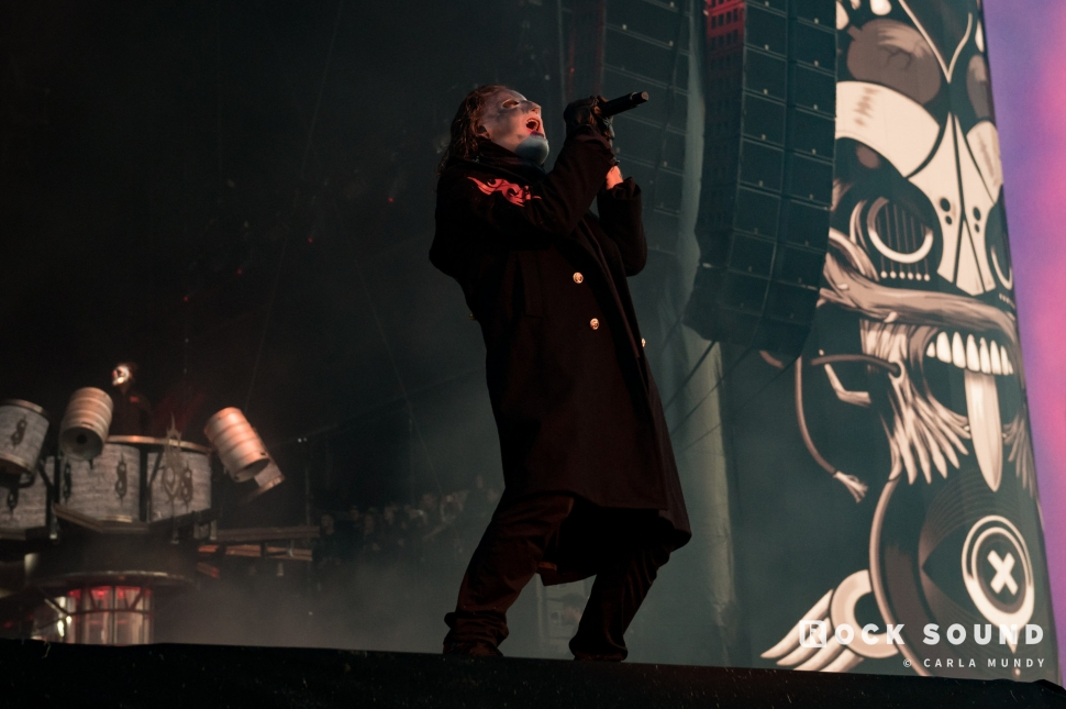 Slipknot, Download Festival, June 15 // Photo: Carla Mundy