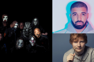 Slipknot Have Beaten Ed Sheeran And Drake To Have The Top Album In Both The UK And US