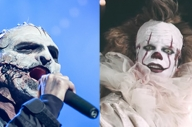 Watch Someone Dressed As Pennywise The Clown Cover Slipknot On The Drums