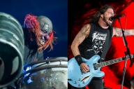 This Is Why Slipknot's Shawn 'Clown' Crahan Doesn't Want To Play With Foo Fighters At Festivals