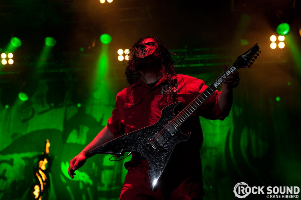 The Best Of 2012: Slipknot At Soundwave Festival
