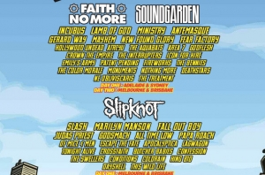 Slipknot, Fall Out Boy, All Time Low, Gerard Way + More Line Up For Soundwave Festival 2015