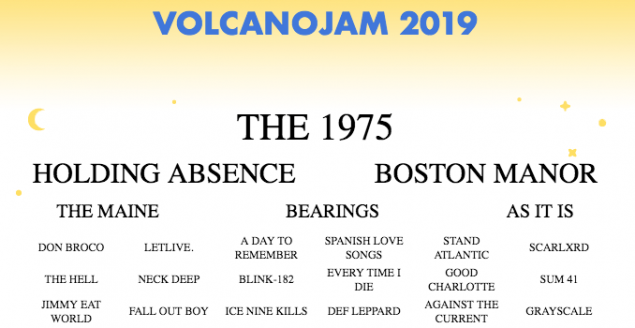 This Website Makes You A Festival Line-Up Based On Your