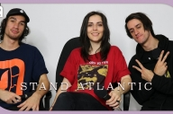 Stand Atlantic Interview: 'Skinny Dipping', Touring With Neck Deep & Fan Accounts