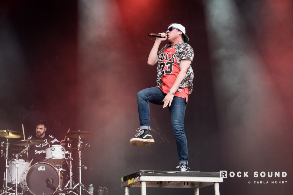 State Champs, Download Festival, June 16 // Photo: Carla Mundy