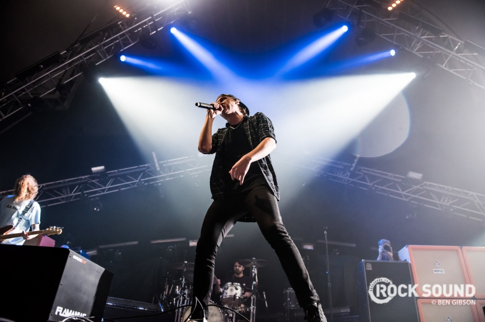 State Champs, London Alexandra Palace, November 11 // Photo: Ben Gibson