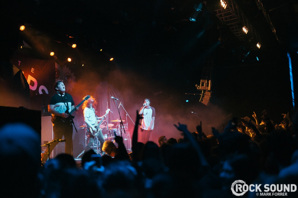 State Champs, Manchester Academy, February 04 // Photo credit: Mark Forrer