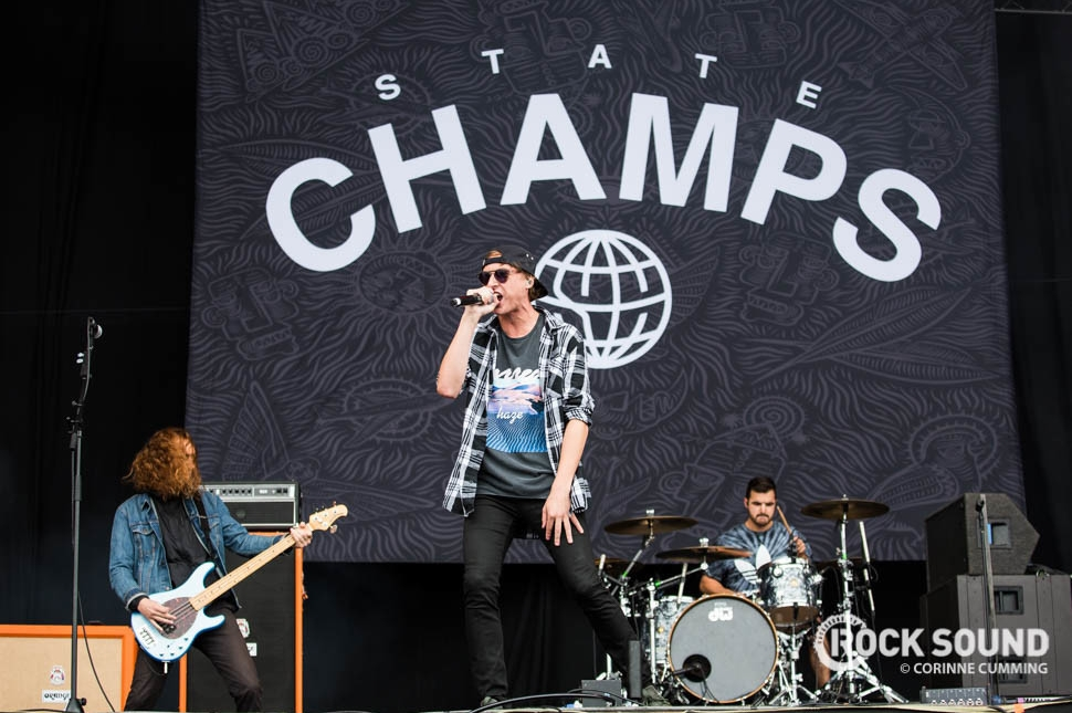 State Champs, Reading Festival 2016, August 28 // Photo credit: Corinne Cumming