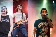 State Champs' Derek DiScanio and Ryan Scott Graham Performed With Simple Plan On Warped Tour