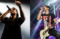 Watch State Champs' Derek DiScanio Perform With All Time Low