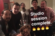 Blink-182 + John Feldmann Are Working With Steve Aoki