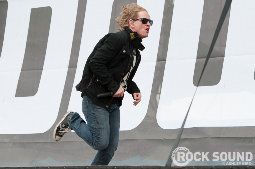 Download Festival 2013 Photos: Stone Sour