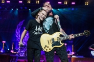 Corey Taylor's Son Sang On Stage With Stone Sour