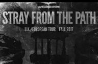 Stray From The Path Have Announced A Tour