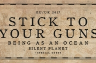 Stick To Your Guns And Being As An Ocean Are Going On Tour Together